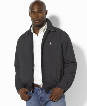 Polo Ralph Lauren Big and Tall Jackets, Swing Windbreaker