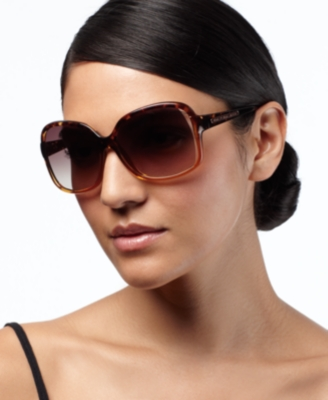 Marc by Marc Jacobs Sunglasses, Square with Vented Lenses
