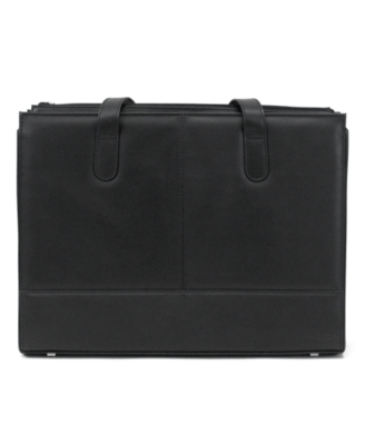 Kenneth Cole Reaction Briefcase, Manhattan Leather Ladies' Portfolio