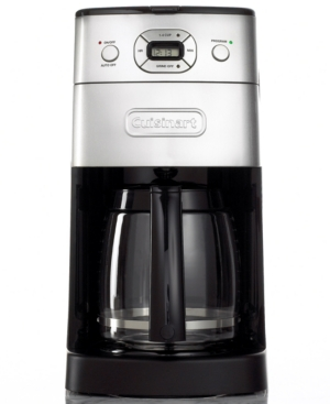 Cuisinart Coffee Maker Grinder Stuck Troubleshooting : Discount Cuisinart Grind & Brew 12-Cup Automatic Coffee Maker Cheap Best Dishwasher Under 500 ...