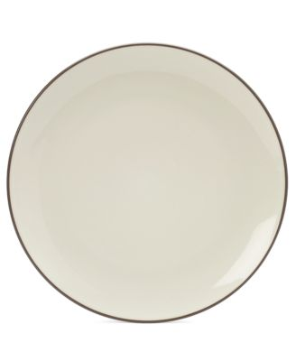 Noritake Colorwave Chocolate Coupe Dinner Plate