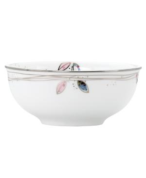 Lenox Lifestyle Dinnerware, Silver Song Bowl