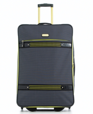"Jessica Simpson Suitcase, 20"" Gin Lane Expandable Carry-On Upright"