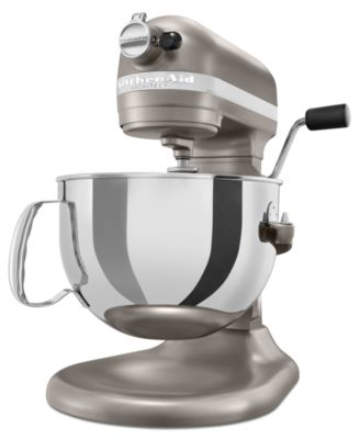 kitchenaid kp26m1xacs architect 6 qt. stand mixer, only at macy's