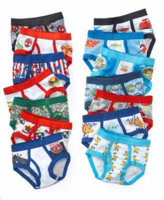 Despicable Me Boys' or Little Boys' 5-Pack Briefs - Underwear ...