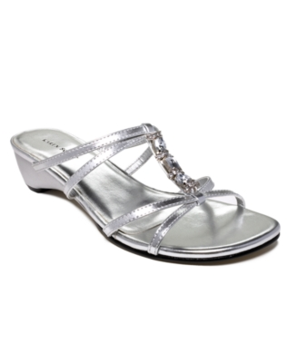 Karen Scott Shoes, Alisa Sandals Women's Shoes