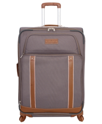 "Tommy Hilfiger Suitcase, 24"" Tradition Expandable Upright - Rollerboard"