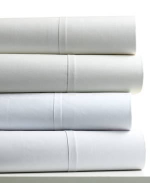 Barbara Barry Bedding, Sublime Sateen 310 Thread Count Queen Flat Sheet Bedding