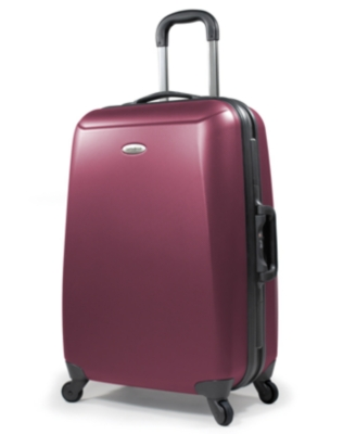 "Samsonite Suitcase, 20"" Crusair Carry-On Spinner - Travel Bags"