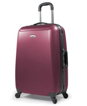 "Samsonite Suitcase, 25"" Crusair Spinner"