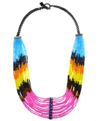 Rachel Rachel Roy Necklace, Beaded