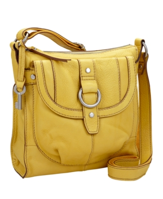 Fossil Handbag, Milo Crossbody Bag