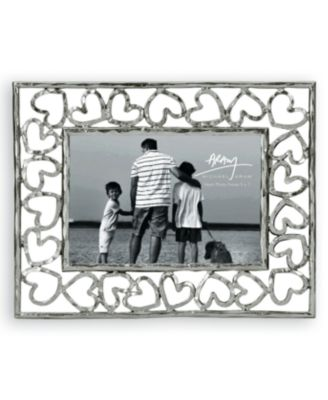 michael aram heart 5 x 7 picture frame