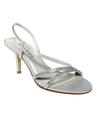 Karen Scott Shoes, Cassandra Dress Sandals Women's Shoes