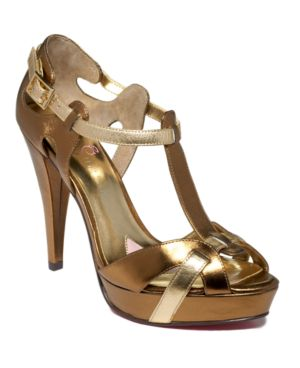 Paris Hilton Shoes, Pzaz Sandals Women's Shoes