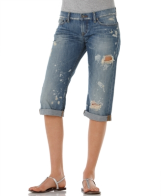 Lucky Brand Jeans Cropped Jeans, Legend Riley Ol Flick Wash