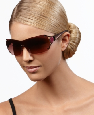 Marc by Marc Jacobs Sunglasses, Shield