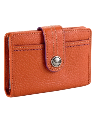 Fossil Wallet, Weekender Multifunction