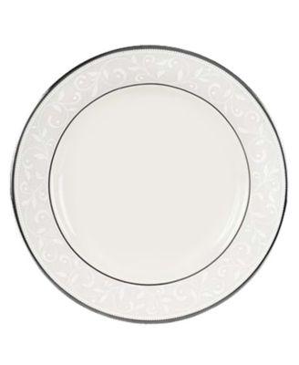 Lenox Pearl Innocence Appetizer Plate