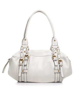 Nine West Handbag, Erica Satchel, Medium