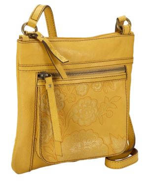 Fossil Handbag, Sasha Top Zip Minibag - Handbags