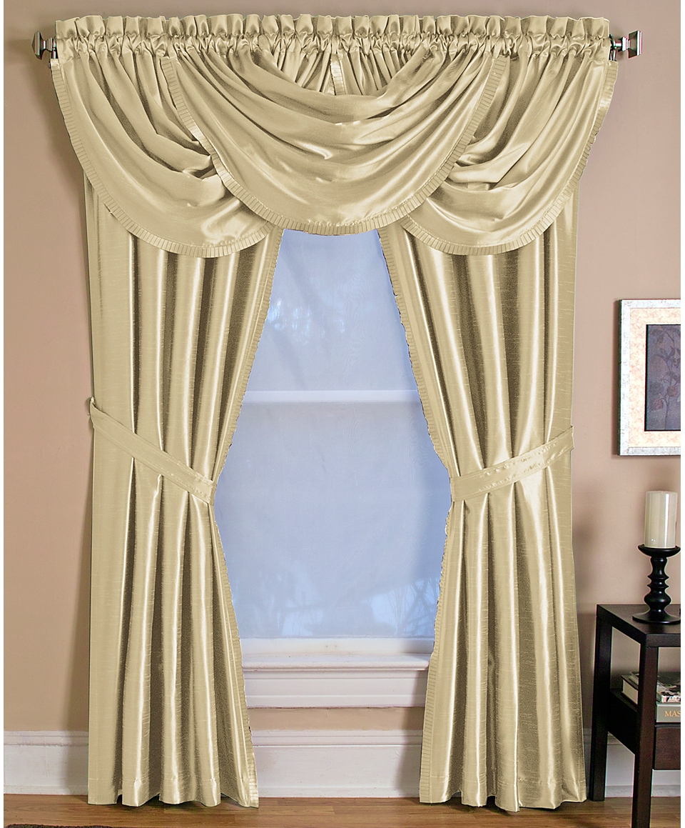Elrene Window Treatments Versailles Collection