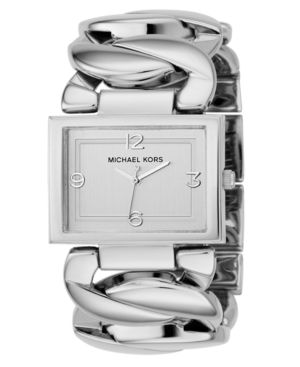 MICHAEL Michael Kors Watch, Women's Stainless Steel Bracelet MK3132
