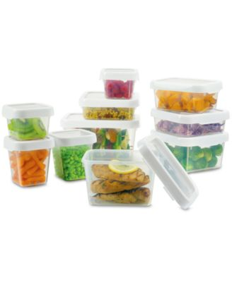 OXO Storage Containers, 20 Piece Set
