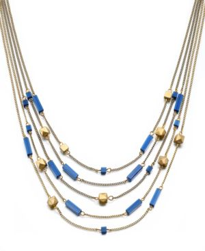 Kenneth Cole New York Necklace, Illusion