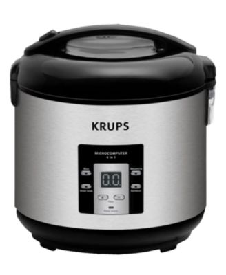 Krups RK7009 Rice Cooker, 5 Cup
