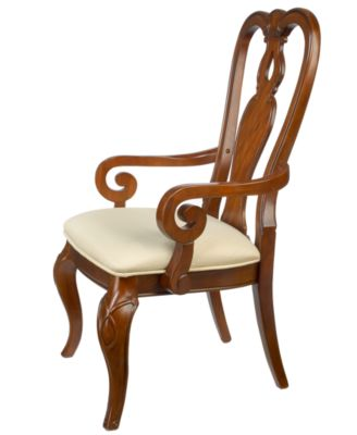 bordeaux dining chair louis philippe style queen anne - Bordeaux Louis Philippe Style Bedroom Furniture Collection