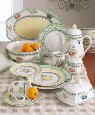 Villeroy boch french garden 12 piece set service for 4 for Villeroy boch french garden
