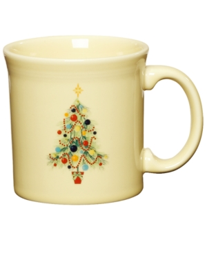Fiesta Dinnerware, Christmas Tree Java Mug