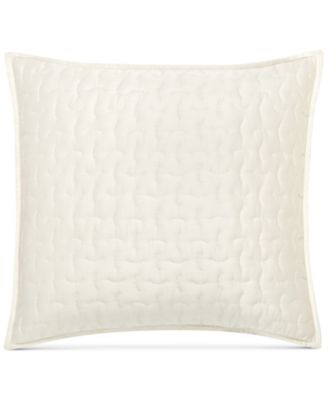 hotel collection connection quilted european sham only at macyu0027s