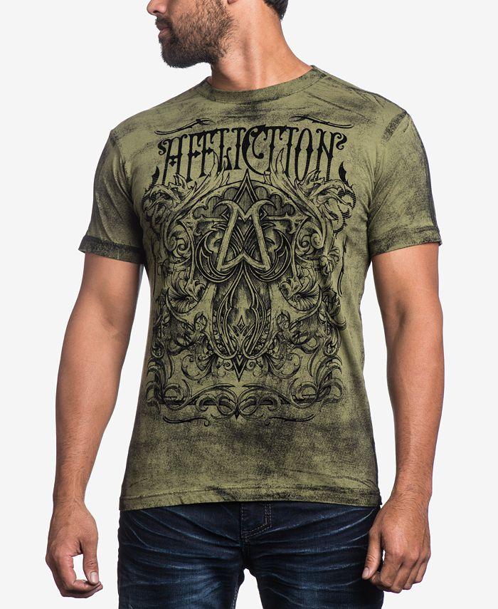 Affliction - Men's Graphic-Print T-Shirt