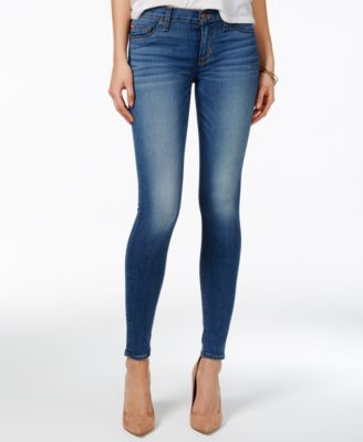 Hudson jeans Collin Calvery 2 Skinny Jeans in Blue | Lyst