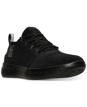 Under Armour Men's 24/7 Suede Casual Sneakers from Finish Line