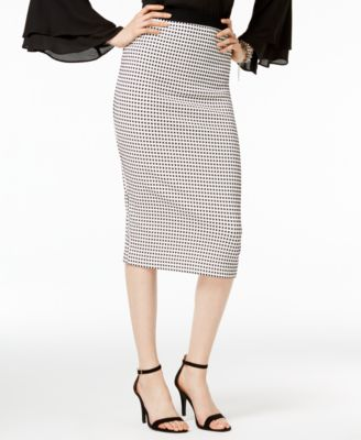 Alfani Midi Pencil Skirt, Created for Macys