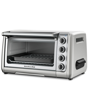 KitchenAid KCO111 Toaster Oven, 10""