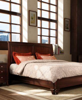 Moderne Queen Bed - Furniture - Macy\'s