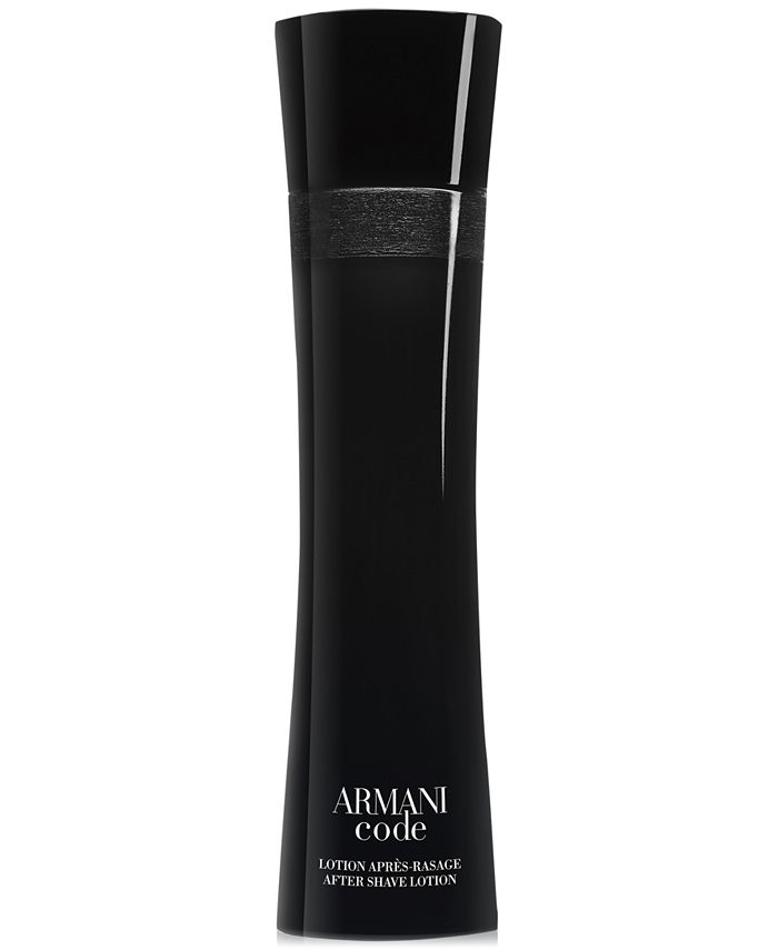 Giorgio Armani - Armani Code After Shave Lotion, 3.4 oz.
