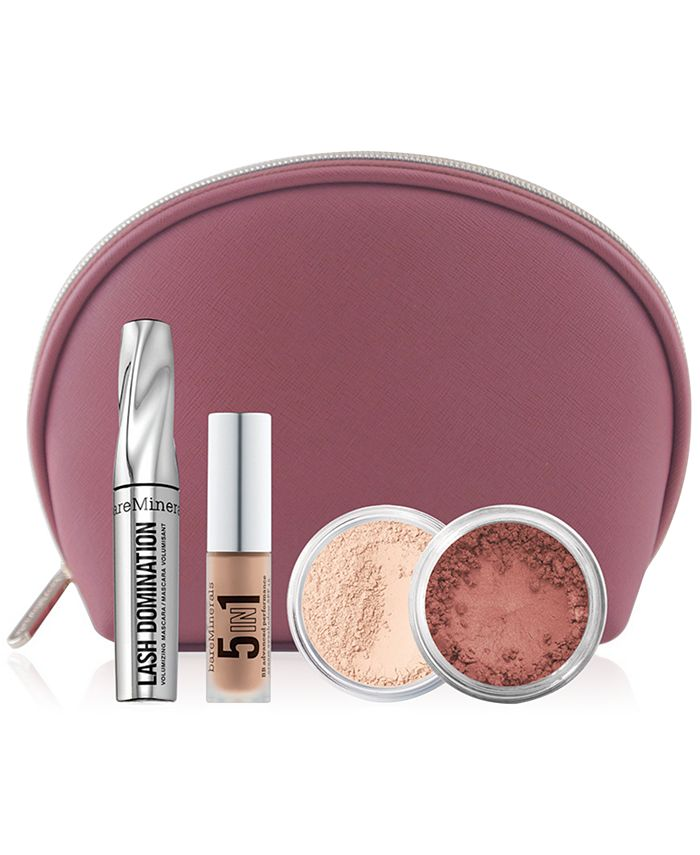 bareMinerals - Receive a FREE 5-Pc. gift with any $60  purchase