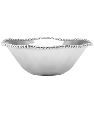Lenox Serveware, Organics Bead Medium Bowl, 12.5""
