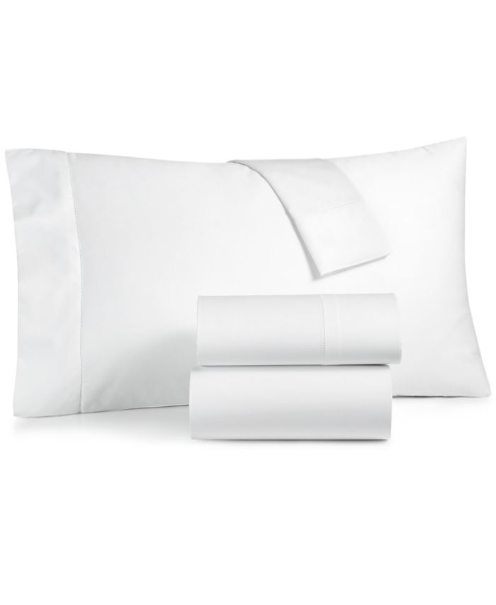 Charter Club Twin 3-Pc Sheet Set, 550 Thread Count 100% Supima Cotton, Created for Macy's & Reviews - Sheets & Pillowcases - Bed & Bath - Macy's
