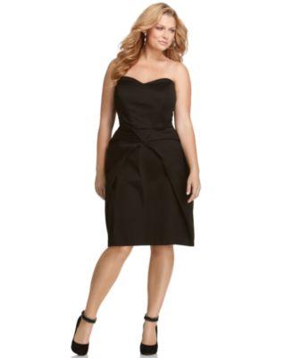 Trixxi Plus Size Dress