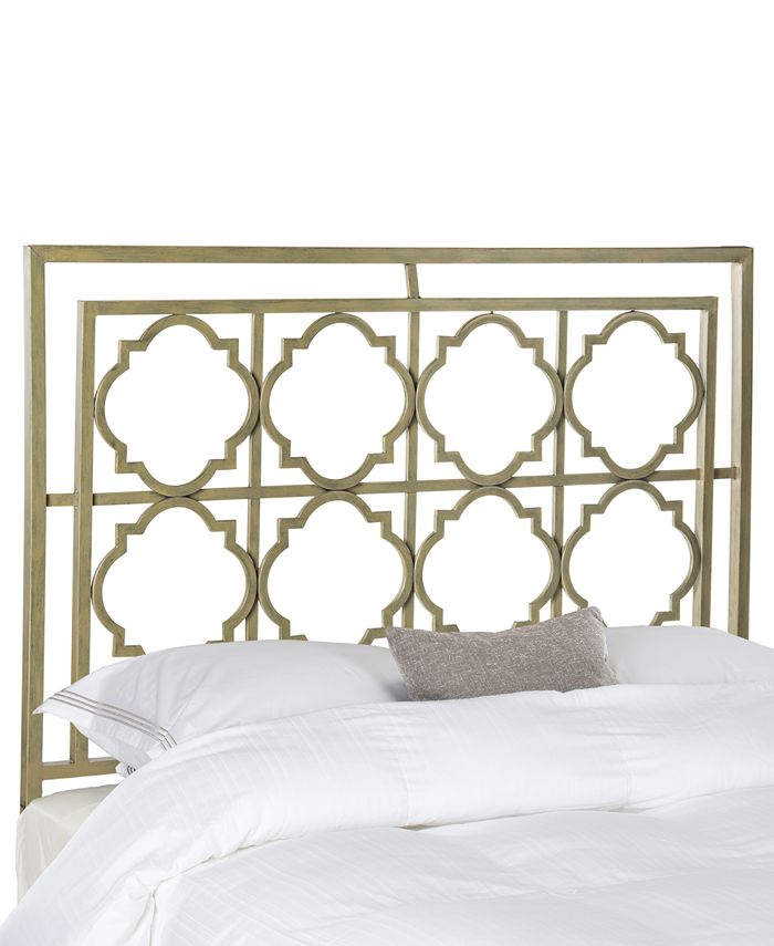 Safavieh - Ciano Full Headboard, Quick Ship