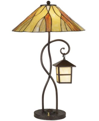 CLOSEOUT! Pacific Coast Mission Frontier Table Lamp