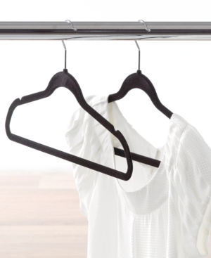 Discount clothing stores Neatfreak Clothes Hanger, 20 Pack Felt