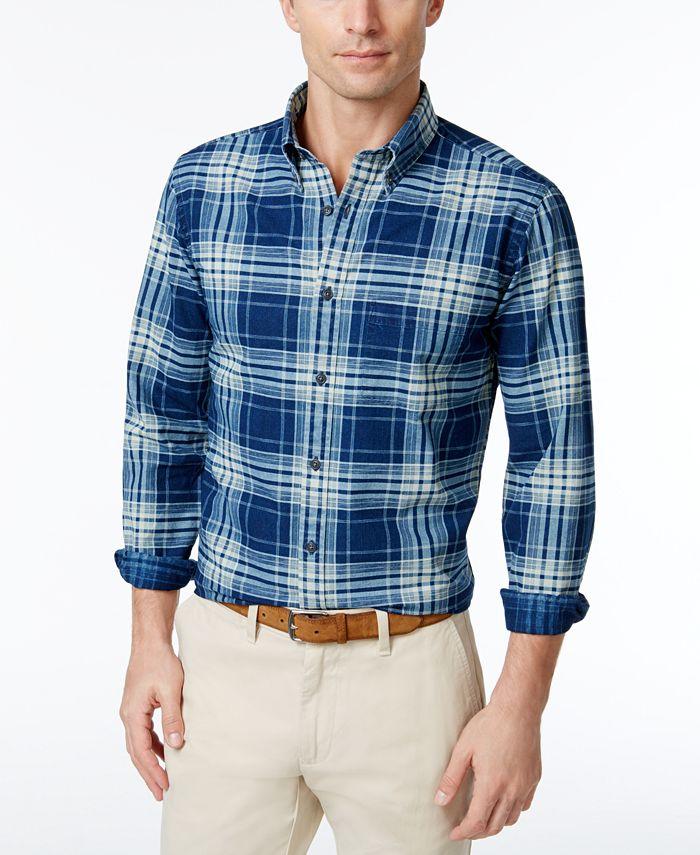 Brooks Brothers - Men's Plaid Shirt