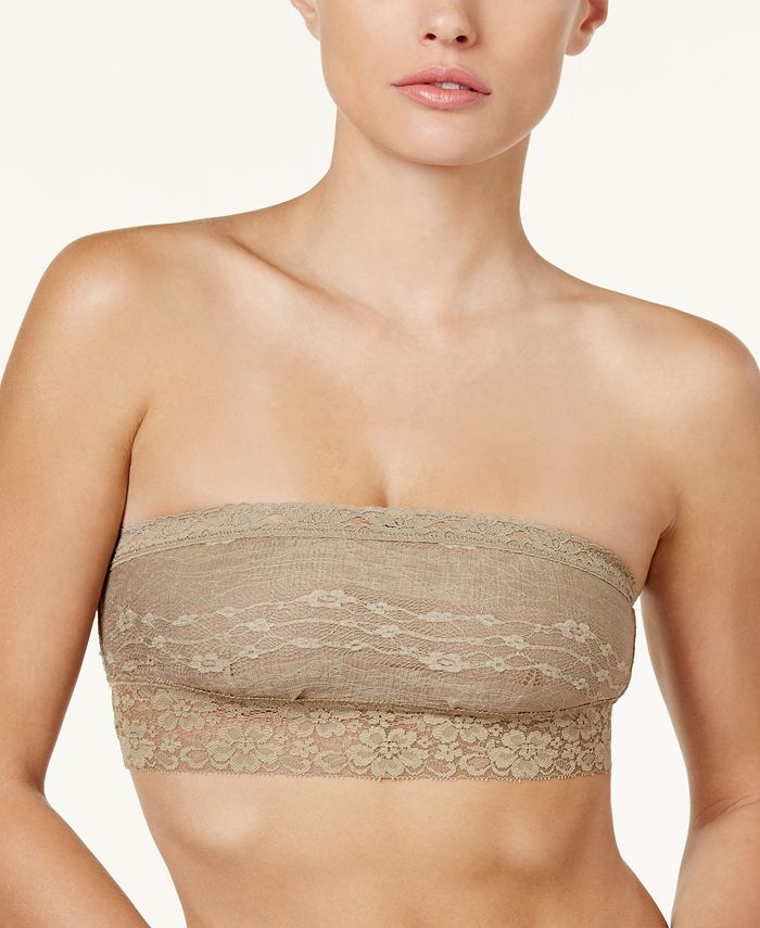 Free People - Top, Stretch Lace Bandeau